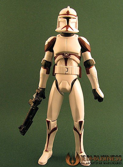 Clone Trooper figure, TCW