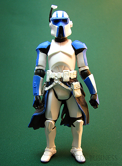Clone Trooper with Quad Cannon