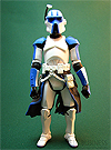 Clone Trooper, with Quad Cannon figure