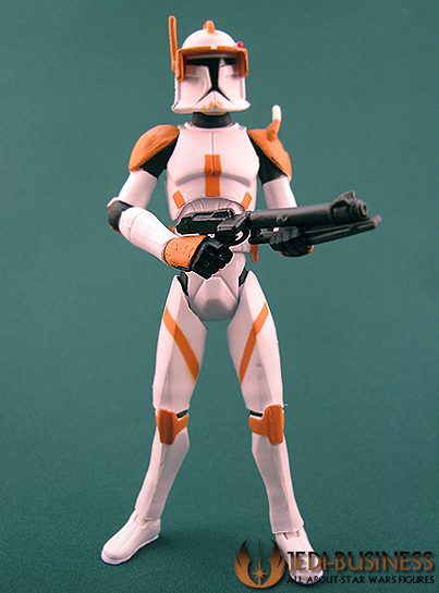 Commander Cody Clone Wars