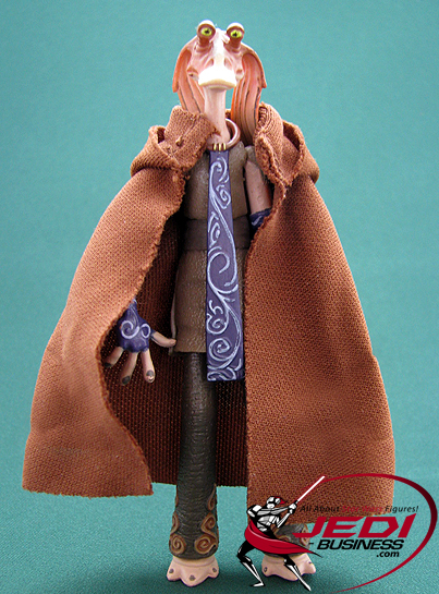 Jar Jar Binks figure, TCW