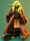 Kit Fisto, Clone Wars - Droid Factory figure