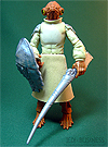 Mon Calamari Warrior, Clone Wars figure