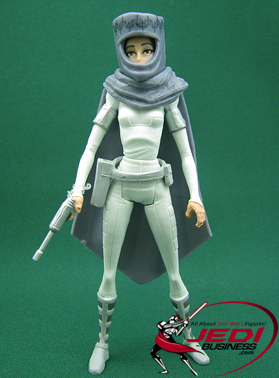 Padmé Amidala Clone Wars The Clone Wars Collection