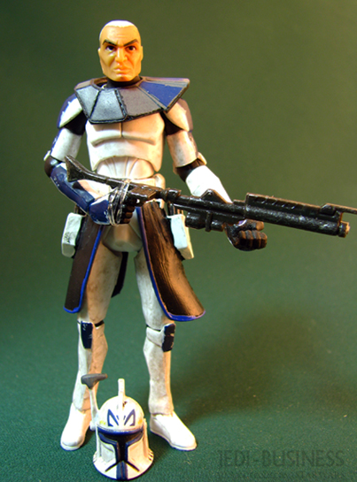 Captain Rex figure, TCW