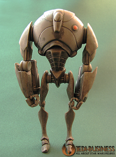 Super Battle Droid Clone Wars