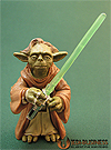 Yaddle, Jedi Master figure
