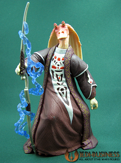 Jar Jar Binks figure, SAGA