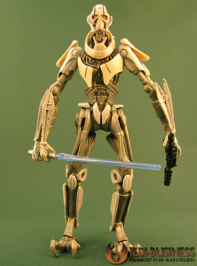 General Grievous figure, TLCBasic2008