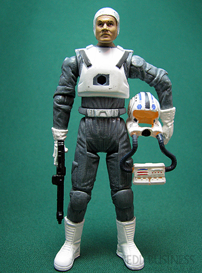 Clone Pilot (ARC-170) figure, TLCEvolutions