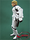 Luke Skywalker Stormtrooper Disguise The Legacy Collection