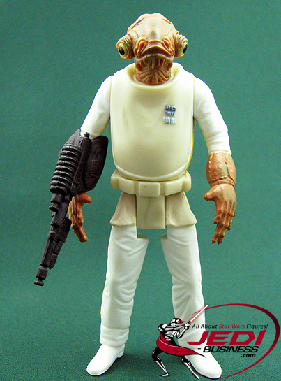 Admiral Ackbar Battle Of Endor