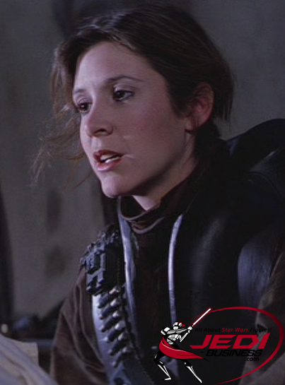 Princess Leia Organa Boushh Disguise The Power Of The Force