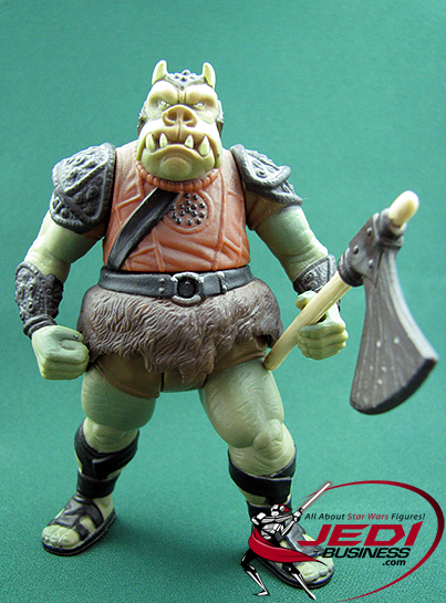 Gamorrean Guard Jabba's Palace The Power Of The Force