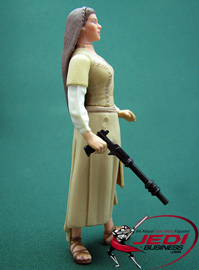 Princess Leia Organa Ewok Celebration Outfit The Power Of The Force