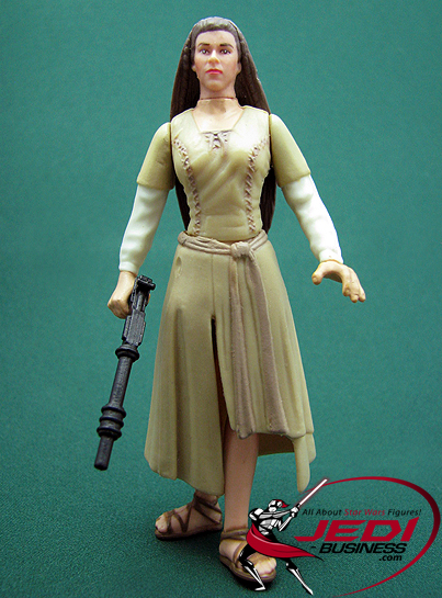 Princess Leia Organa Ewok Celebration Outfit
