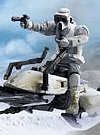 Biker Scout Hoth Speeder Bike Patrol The Legacy Collection