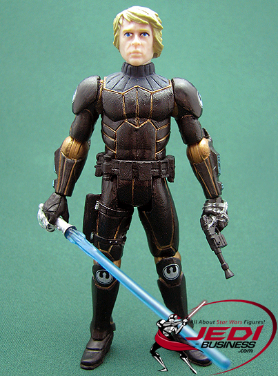 Luke Skywalker figure, TLCComic2-pack