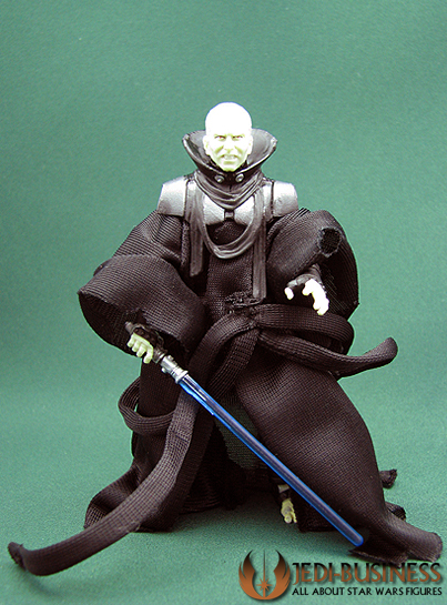 Palpatine (Darth Sidious) figure, TLCComic2-pack