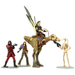Captain Tarpals Naboo Final Combat 4-Pack