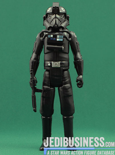 Tie Fighter Pilot figure, swlm