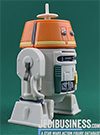 "C1-10P ""Chopper"" Star Wars Rebels Saga Legends Series"