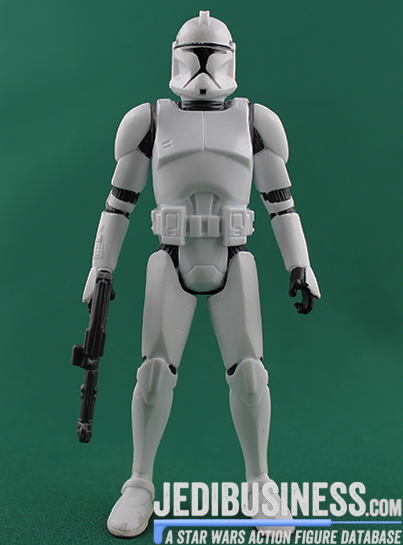 Clone Trooper figure, SWLBasic