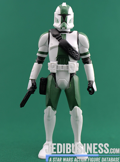Commander Gree The Clone Wars