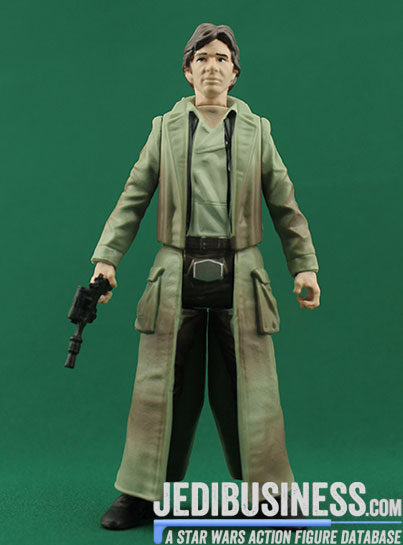 Han Solo Endor Saga Legends Series