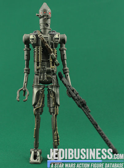 IG-88 The Empire Strikes Back Saga Legends Series