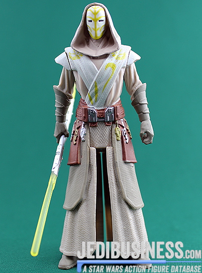 Jedi Temple Guard figure, swl