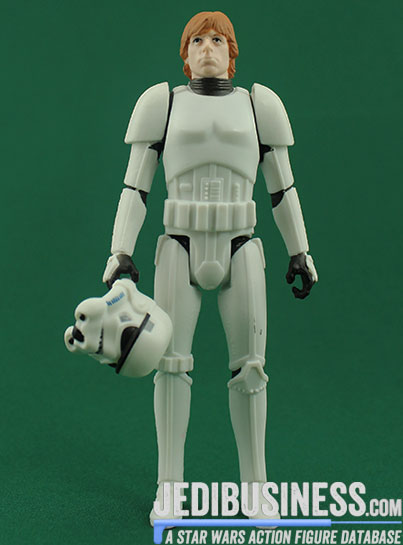Luke Skywalker figure, swlm