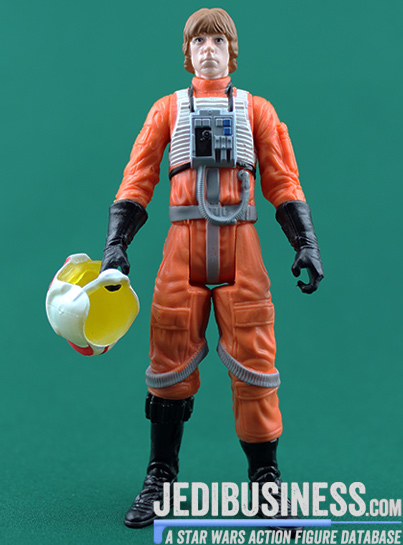 Luke Skywalker figure, swl