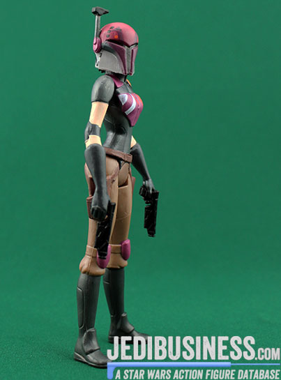 Sabine Wren Star Wars Rebels Saga Legends Series