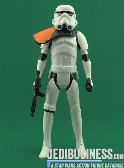 Stormtrooper Commander figure, swlm