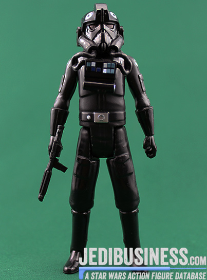 Tie Fighter Pilot figure, swl