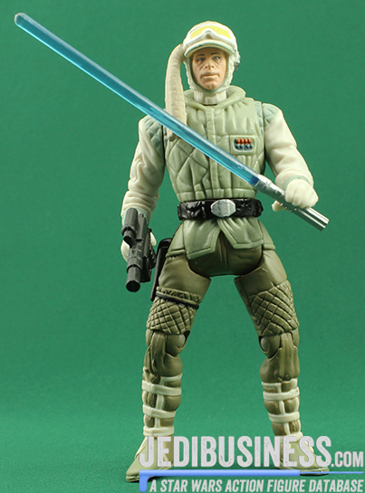 Luke Skywalker figure, SAGASpecial