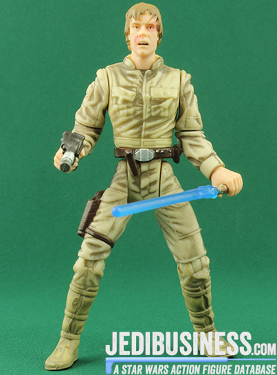 Luke Skywalker figure, SAGA