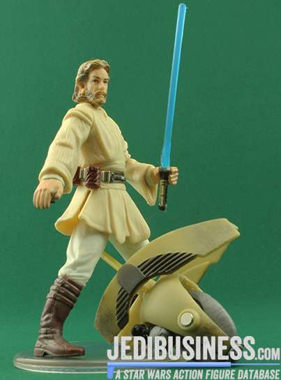 Obi-Wan Kenobi Jedi Warriors 5-Pack Star Wars SAGA Series