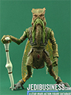 Poggle The Lesser, Geonosian War Room 3-Pack #1 figure