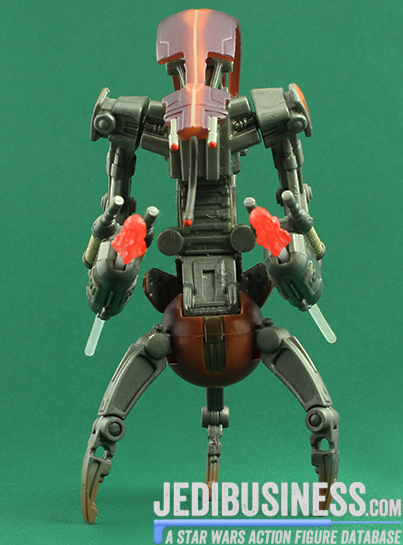 Destroyer Droid figure, SAGA