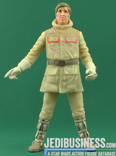 General Rieekan figure, SAGAUltra