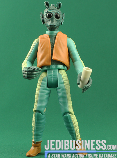 Greedo Cantina Bar Section 3 of 3 Star Wars SAGA Series