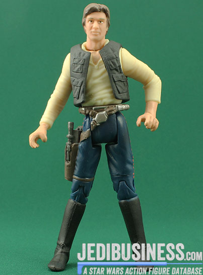 Han Solo Flight To Alderaan Star Wars SAGA Series