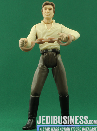 Han Solo Skirmish At Carkoon 4-Pack Star Wars SAGA Series