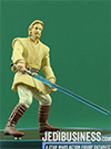 Obi-Wan Kenobi with Force-Flipping Attack! Star Wars SAGA Series