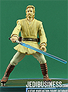 Obi-Wan Kenobi, with Force-Flipping Attack! figure