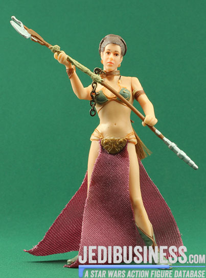 Princess Leia Organa With Collectible Cup Star Wars SAGA Series