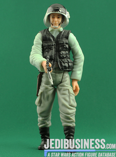 Rebel Fleet Trooper figure, SAGA