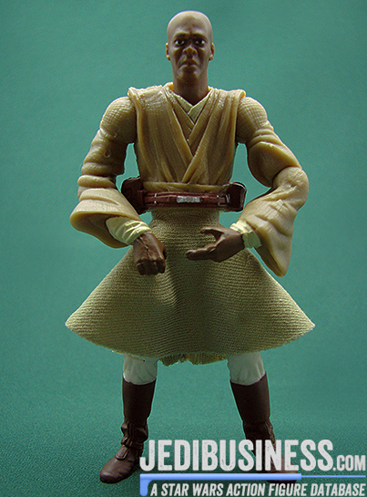 Mace Windu figure, SAGAScreenScene
